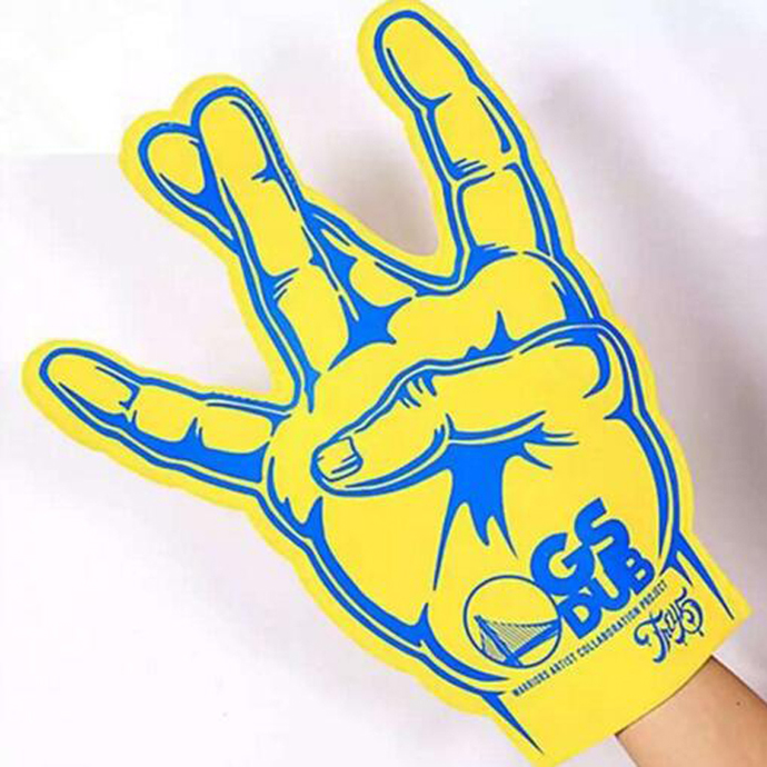 Eva Foam Cheering Hand 1
