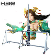 Business Commercial Wall Decor Printer Machine Price