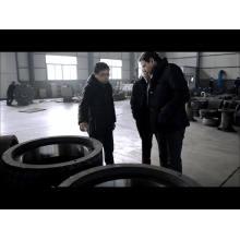 Schlammpumpe Teile, slury Pumpe Rotor