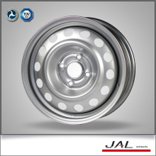 Preço de Fábrica 5.5x14 Chrome Wheels Steel Rim para Carro de Passageiros