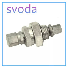 gas charging valve
