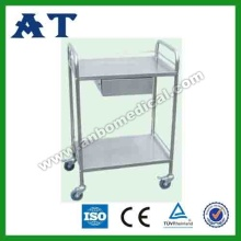 Stainless Steel cure trolley