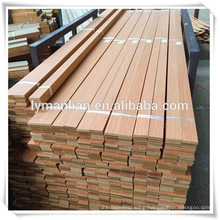 engineered wood moulding artificial wood cheap price baseboard
