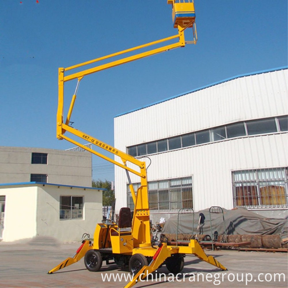 Electric lift equipment