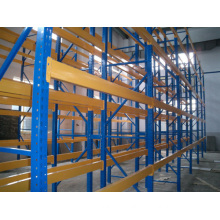 Beam and Upright Pallet Racking with USA Teardrop Type