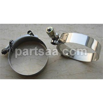 SS304 T-bolt clamp