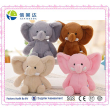 Stuffed Cute Deluxe Thailand Elephant Animal Toy Plush Doll