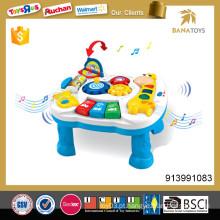 Girafa Musical aprendendo brinquedos de mesa para crianças