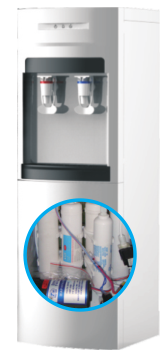 Reverse Osmosis Water Dispenser