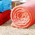 Coral Fleece Blanket Printing Fabric 1.8X2.2m 900g