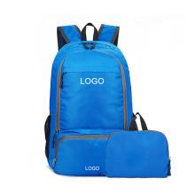 Lightweight Large Capicaty Folding Travel Bag Foldable Backpack Outdoor Durable Travel Folding Bag