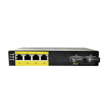 6 Ports Unmanaged Fast POE Switches