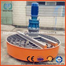 Misturador de pó para fertilização quente