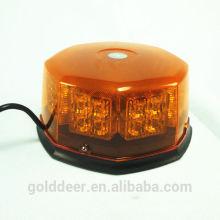 Ámbar luz estroboscópica de emergencia luz LED coche Faro (TBD846 - 8k)