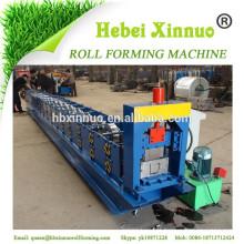 China venda quente usado máquina de prensagem de calha de chuva