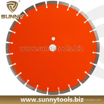 "Lâmina de serra de diamante 14 ""16"" 18 ""para corte de concreto (S-DS-1053)"