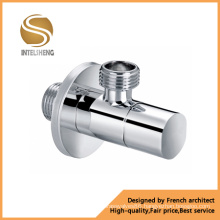 Wall Mounted Chromed Toilet Angle Valve (INAG-jb33019)