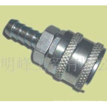 "Steel needle self-locking 3/8""(10mm)Hose Barb"