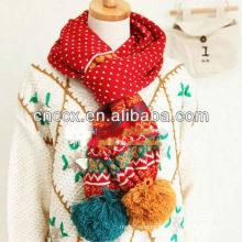 PK17ST329 latest design fashion lady scarf shawl
