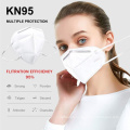 KN95 Mask Adult children Nonwoven Dust Mask