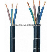 3*2.5mm2,4mm2,6mm2,10mm2 cable 0.6/1KV Underground Electrical Power Cable