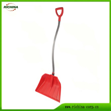 Ergonomic Snow Push Shovel