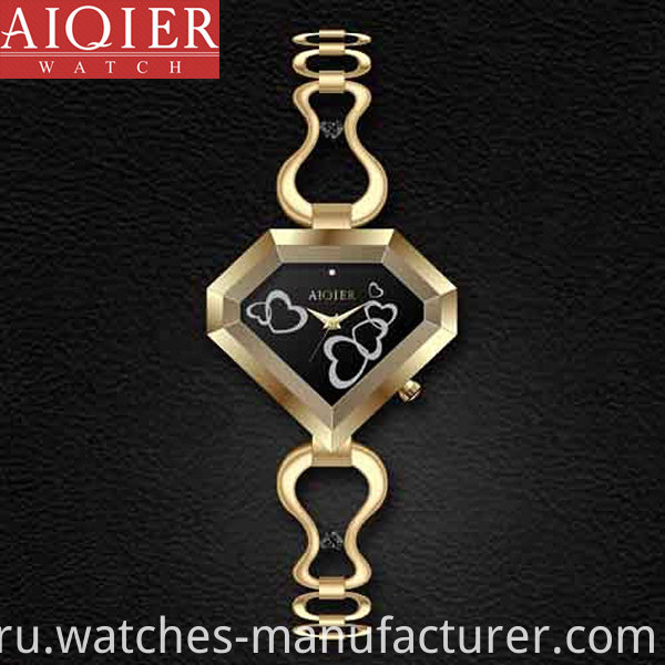 Female Classic Wrist Watches