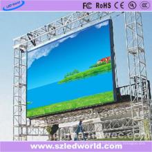 Outdoor / Indoor LED Digital / Elektronische Anzeigetafel / Panel / Fabrik für Bühne