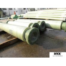 Tubo de isolamento de fibra de vidro