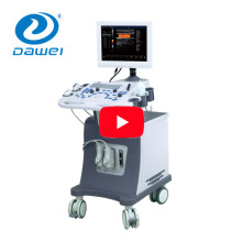DW-C80 ADVANCED TROLLEY DOPPLER ULTRASOUND SCANNER & COLOR DOPPLER