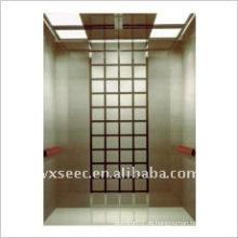 Spiegel Radierung Aufzug für Passagier (SEE-CP06)