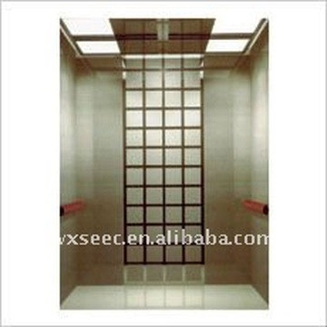 Mirror Etching Elevator for Passenger (SEE-CP06)
