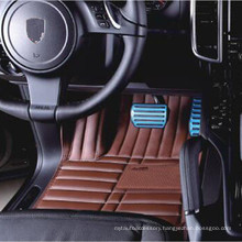 Car Mats Acm101b Leatherette XPE Carpet for Hyundai