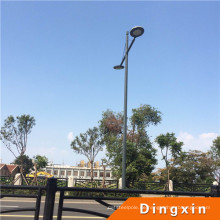 Hersteller Q235 12m High Steel Street Beleuchtung Pole