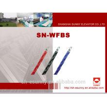 Full-plastique flex balance ignifuge compensant les fournisseurs de la chaîne, bloc de la chaîne, chaîne, chaîne fournitures/SN-WFBS