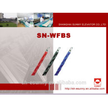 Completo-plástico flex ignifugo equilíbrio, compensando a cadeia de fornecedores da cadeia, bloco de cadeia, Cadeia de suprimentos/SN-WFBS
