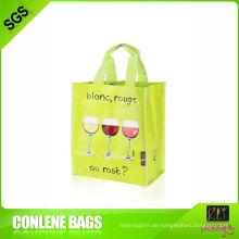 Luxurius Großhandel PP Weinbeutel (KLY-PP-0381)