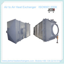 Plate Type Air Heat Exchanger for Air to Air as Air Heater