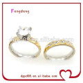 Stainless steel wedding crystal jewelry wholesale manufacturer