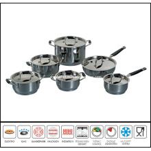 12PCS Cooking Ware Set