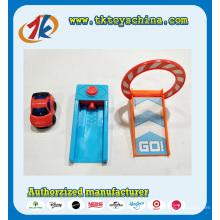 2017 jeux de course de voiture de cascadeur en plastique de vente chaude jouet