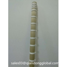 White Horse Tail Hair para violín Bow Horsehair