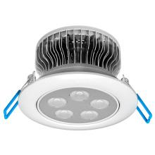 Lampe de plafond haute puissance 5W LED Downlight