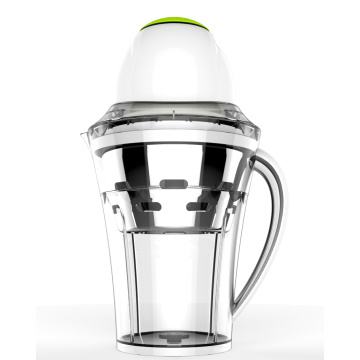 Food Chopper / Ice Chopper 0.8L para preparar alimentos