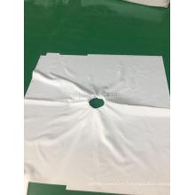 2017 nouveau tissu de filtre de matériel du pp 750B pp pour le filtre-presse