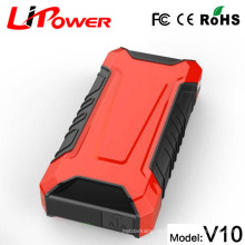 2015 auf Promotion CE FCC RoHS-Zertifizierung und Auto springen Start Typ Mini-Tasche Sicherheit tragbaren Lipo-Batterie Sprung Starter