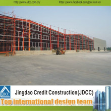 Easy Install Ce ISO China Steel Structure Shed
