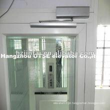 Elevador de casa pequeno elevador manual