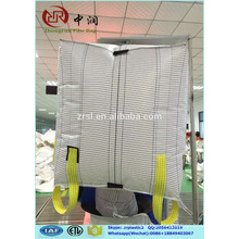 1 ton open top UN certificated jumbo bag for packing dangerous goods bags for jewelry