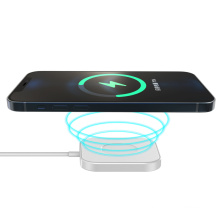 Wireless Magnetic Charger Support Magnetic Locking for iPhone 12/12 Mini/12 PRO/12 PRO Max
